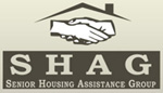 Senior Housing Assistance Group (SHAG) logo