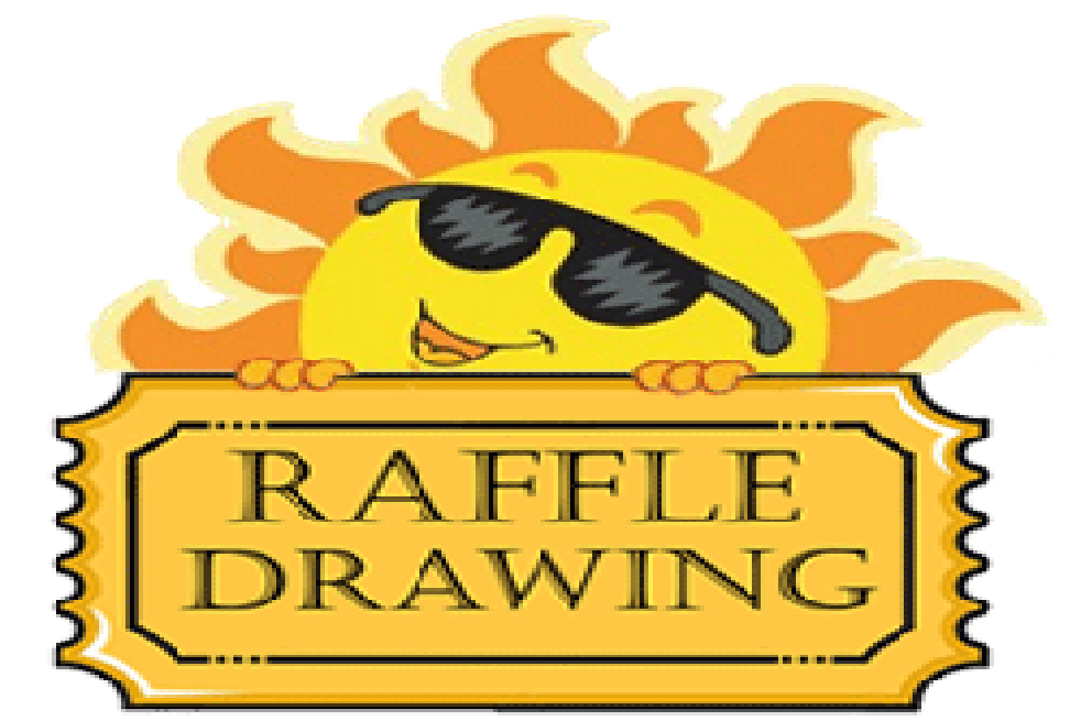 Summer Raffle Drawing